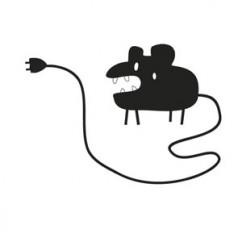 Ratón Enchufe