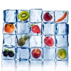 Fruta Cubitos